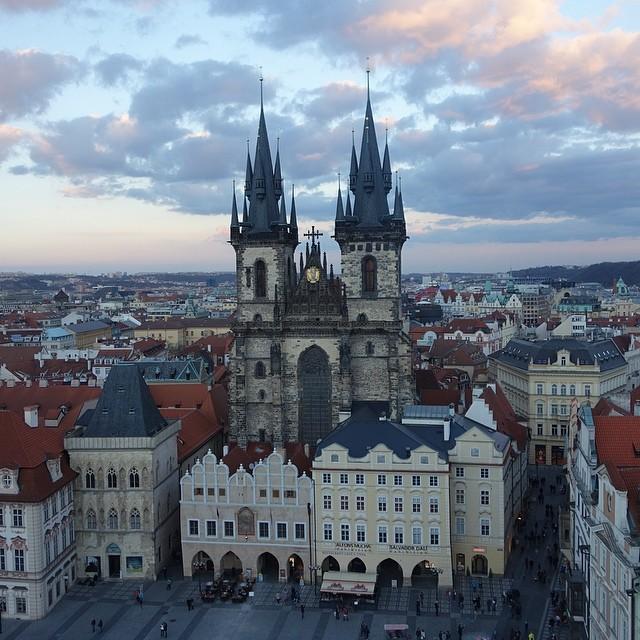 Prague UAN Florenc