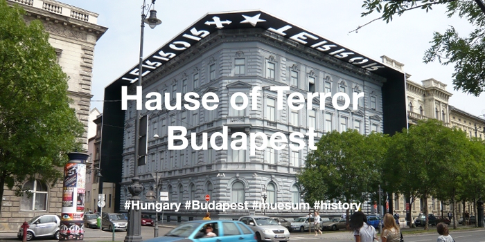 House of Terror Budapest Hungary