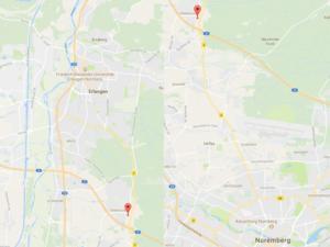 Germany Nuremberg - Erlangen Hotel Novum Apart